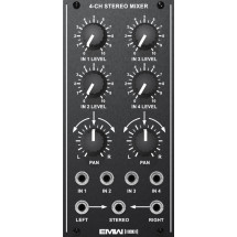 4-CH STEREO MIXER