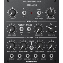 ANALOG DRUM SYNTH